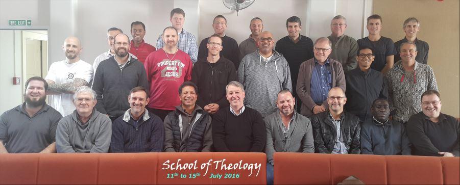 School of Theology 2016