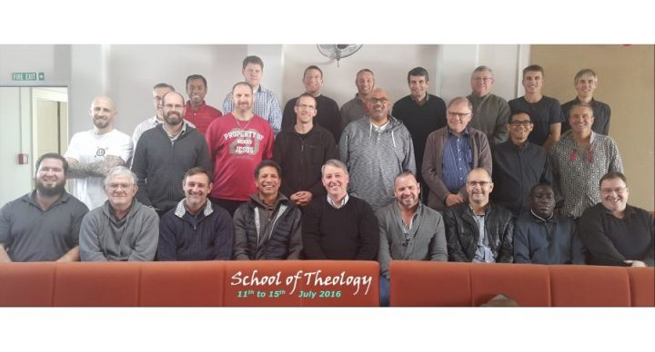 School of Theology 2016